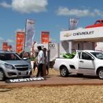 Chevrolet Montana en Expoagro 2011