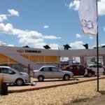 Chevrolet muestra su amplia gama de productos en Expoagro