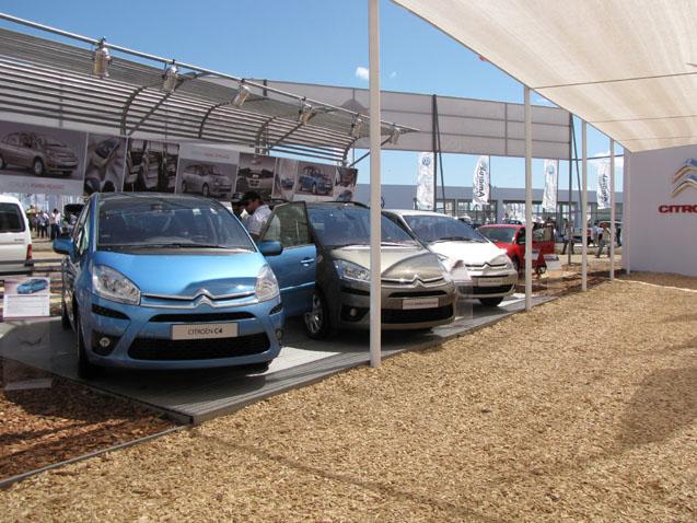 Citroën en Expoagro