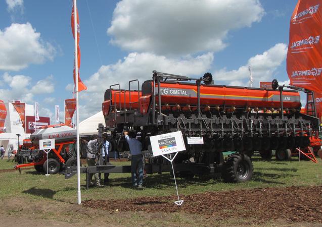 Expoagro 2011 - Gimetal