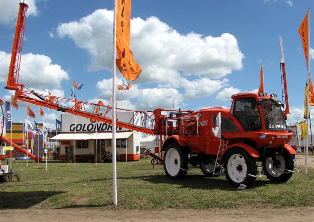 Expoagro 2011 - Golondrin