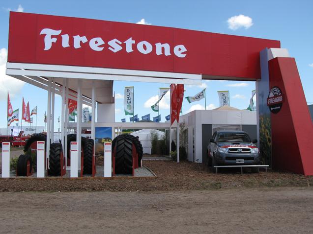 Firestone en Expoagro