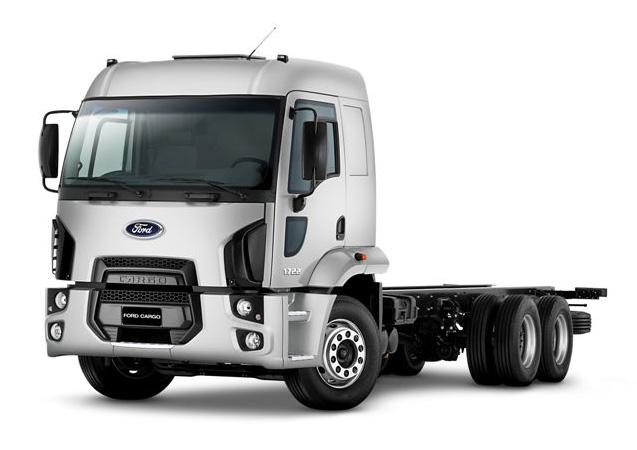 Ford Cargo 1722 Plata