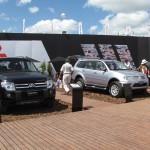 Mitsubishi Montero y Montero Sport en Expoagro 2011