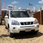 Nissan X-Trail en Expoargo 2011