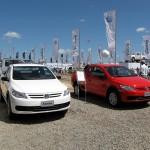 Volkswagen Saveiro en Expoagro 2011