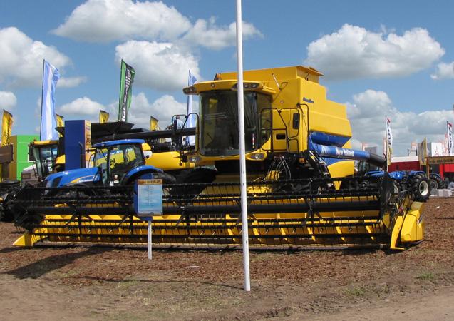 Agroactiva - New Holland