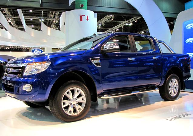 Nueva Ford Ranger 2012