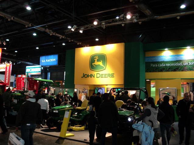 John Deere stand 1