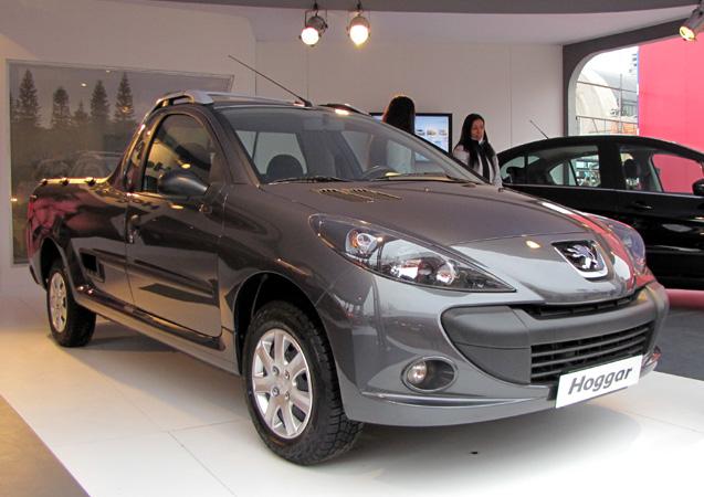 Peugeot Hoggar en La Rural