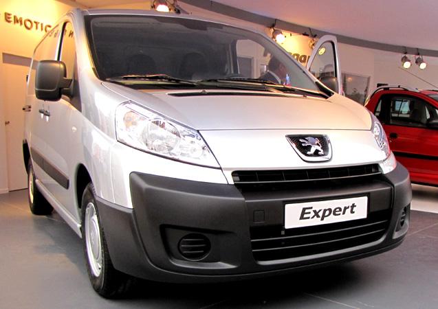 Peugeot Expert en La Rural
