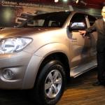 Ingeniero Eduardo Kronberg : Gerente de Relaciones Públicas e Institucionales de Toyota Argentina