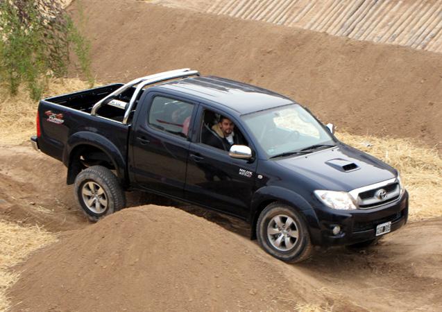 Toyota en La Rural