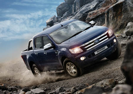 Ford-nuevaranger
