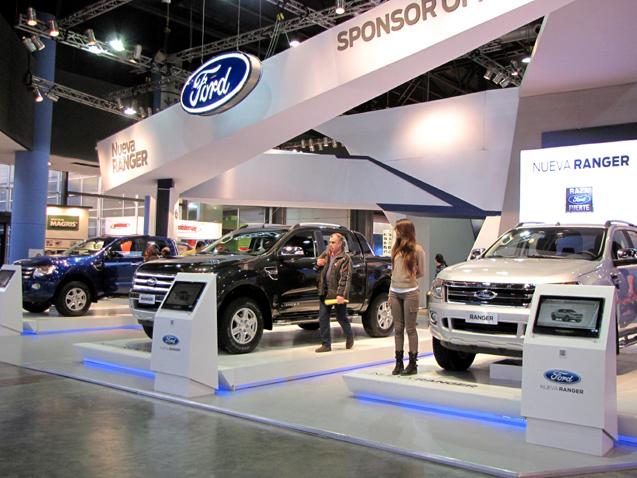 Ford - La Rural  1