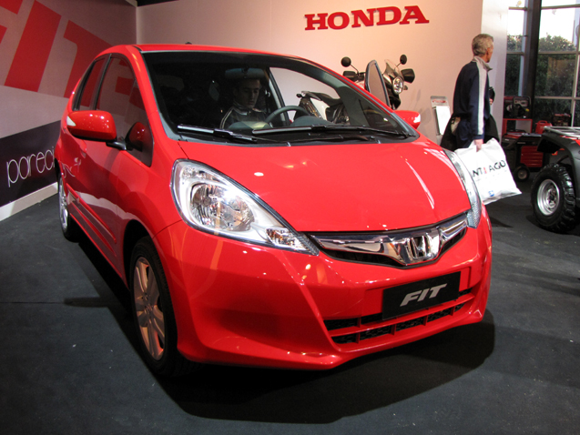 Honda - La Rural 1