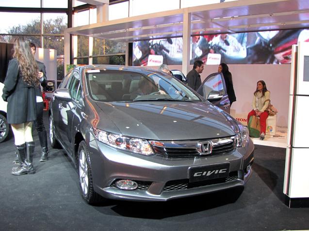 Honda - La Rural 4