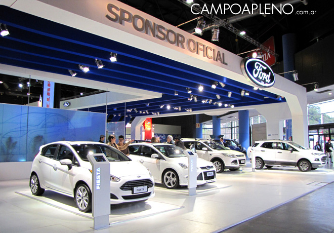 Campo a Pleno - Ford - La Rural 2014 2