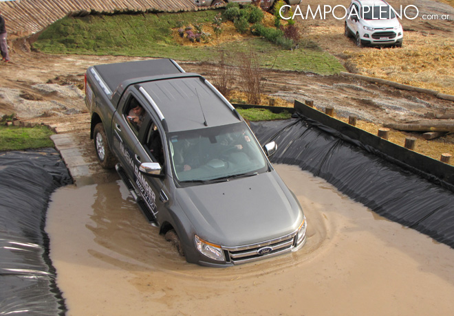 Campo a Pleno - Ford Ranger - La Rural 2014 2