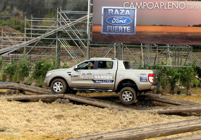 Campo a Pleno - Ford Ranger - La Rural 2014 5