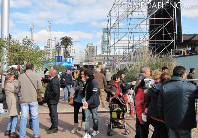 Campo a Pleno - La Rural 2014 1