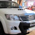 Campo a Pleno - Toyota - La Rural 2014 - Nueva Hilux 1