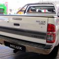 Campo a Pleno - Toyota - La Rural 2014 - Nueva Hilux 4