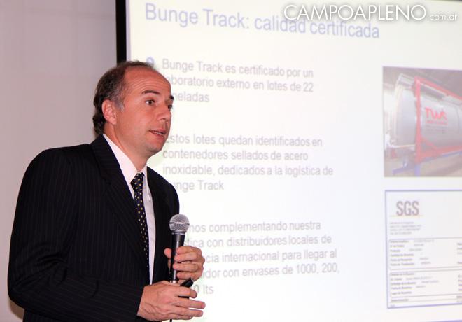 Campo a Pleno - Bunge - presentacion Bunge Track 1