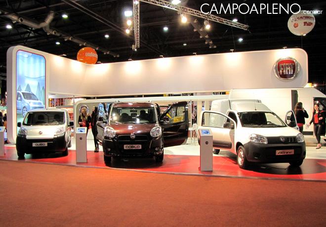 Fiat esta presente en la 11ava Edicion de Expo Logisit-k 1