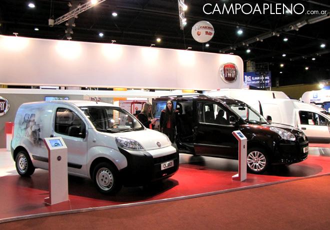 Fiat esta presente en la 11ava Edicion de Expo Logisit-k 3