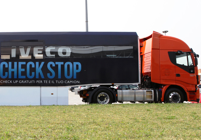 Iveco Check Stop 0