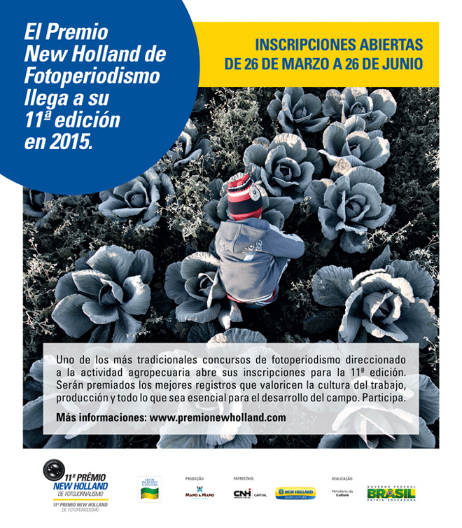 New Holland - Fotoperiodismo 2015