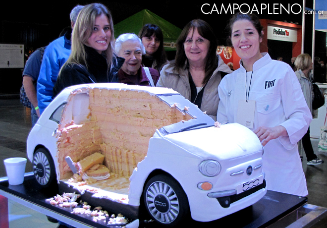Fiat en Caminos y Sabores 1