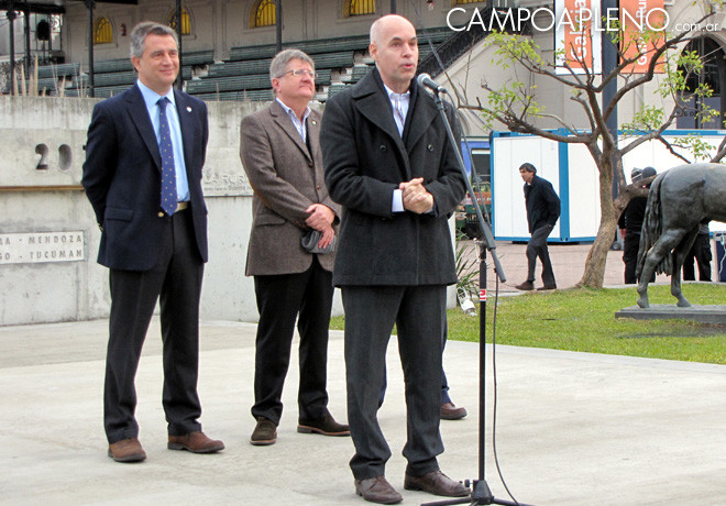 La Rural 2015 - Inauguracion oficial 2