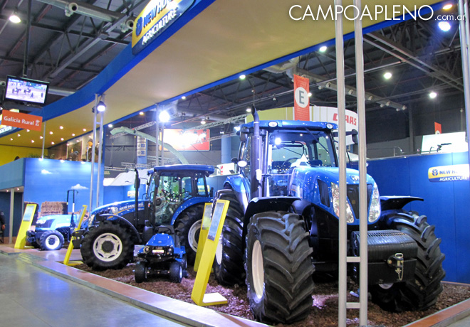 New Holland - La Rural 2015 2