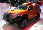 Pool Rural - Toyota Hilux DX 4x4 Cabina Simple - Transporte para escuelas rurales 1