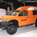 Pool Rural - Toyota Hilux DX 4x4 Cabina Simple - Transporte para escuelas rurales 2
