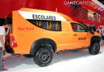 Pool Rural - Toyota Hilux DX 4x4 Cabina Simple - Transporte para escuelas rurales 3