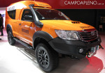 Pool Rural - Toyota Hilux DX 4x4 Cabina Simple - Transporte para escuelas rurales 5