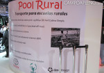Pool Rural - Toyota Hilux DX 4x4 Cabina Simple - Transporte para escuelas rurales 6