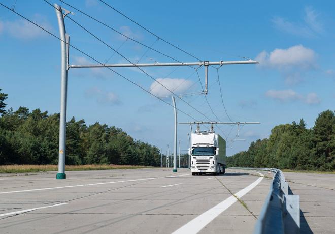 Scania - Pruebas Electricas 2