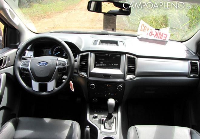 Ford - Presentacion Nueva Ranger en Puerto Iguazu 2