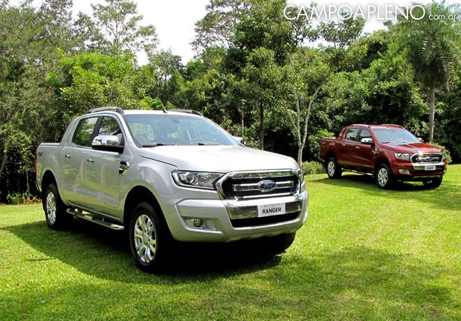 Ford - Presentacion Nueva Ranger en Puerto Iguazu 4