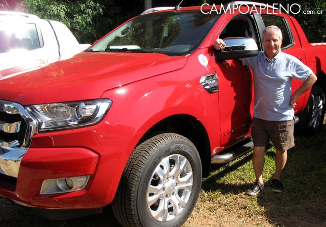 Ford - Presentacion Nueva Ranger en Puerto Iguazu 5