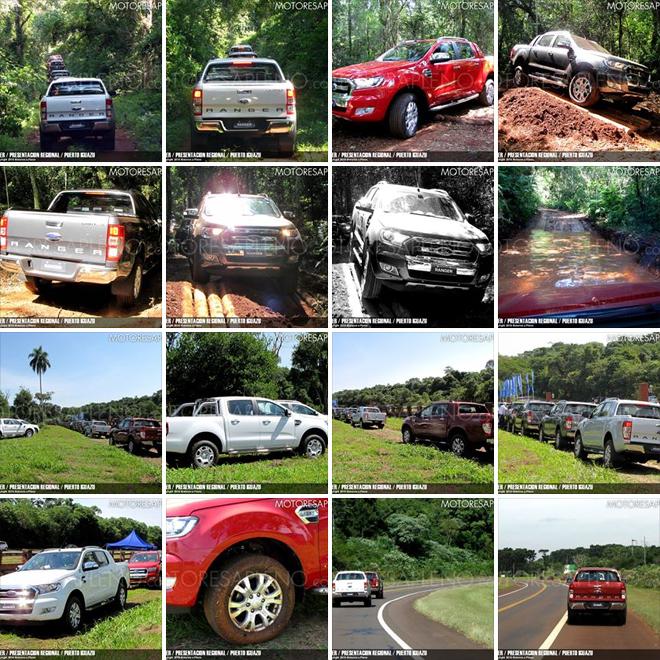 Ford - Presentacion Nueva Ranger en Puerto Iguazu - Galeria Facebook