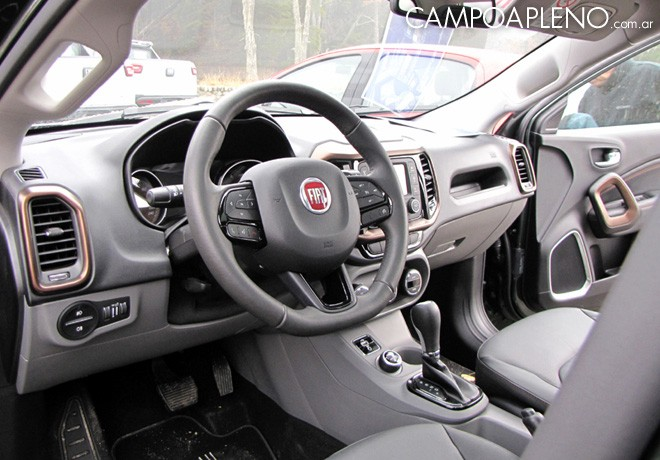 Fiat - Presentacion Toro en El Calafate 3