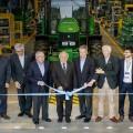 Nueva fabrica de tractores John Deere