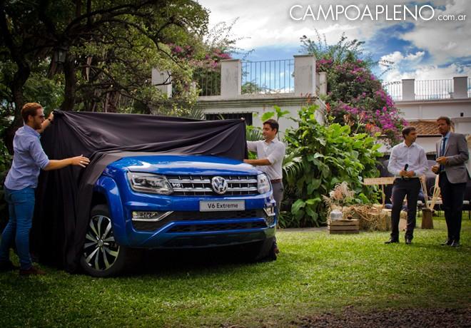 Volkswagen Amarok V6 y V6 Extreme 001