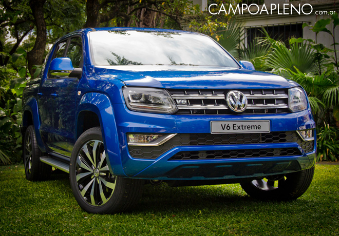 Volkswagen Amarok V6 y V6 Extreme 002