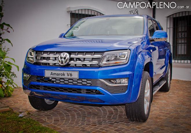 Volkswagen Amarok V6 y V6 Extreme 003